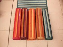 stuoia bamboo tappeto stuoia bamboo tappetomania