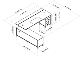 Height Of Office Desk Office Table Dimensions Office Office Desk Dimensions Standard