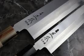 top of the line kitchen knives masamoto ks series hon kasumi white steel no 2