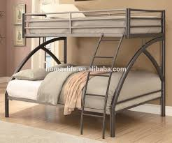 Wood And Metal Bunk Beds Bedroom Furniture Metal Bunk Bed Bd 3050 Megan S