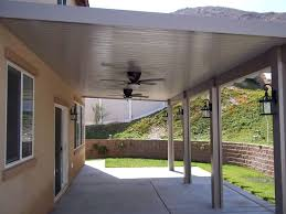 aluminum awning posts porch and patio covers after picture of an