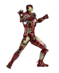avengers age of ultron 1 4 scale iron man mark 43 necaonline com