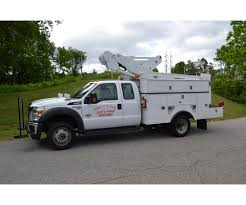 Town Of Hudson Light Power Hudson Ma Rbg Inc Truck Mounted