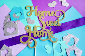 home sweet home cake topper housewarming party home sweet