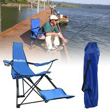 Heavy Duty Outdoor Folding Chairs Ancheer Outdoor Portable Folding Chair Camping Hiking Fishing