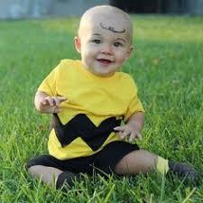 Charlie Brown Halloween Costumes Baby Charlie Brown Costume U0027d Kids
