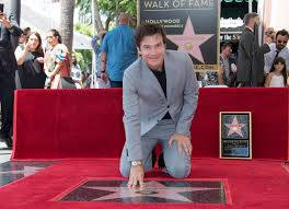 Hollywood Walk Of Fame Map Actor Jason Bateman Honored With Hollywood Walk Of Fame Star