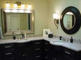 corner bathroom sink cabinet home design ideas and inspiration