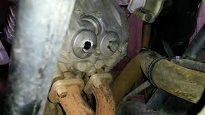 broke valve cover 660 help yamaha grizzly atv forum