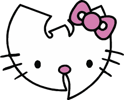 kitty wu tang vector vector free download