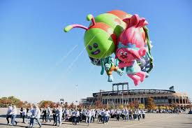 photos new macy s thanksgiving day parade balloons take test