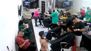 harlem shake miami heads up barbershop youtube
