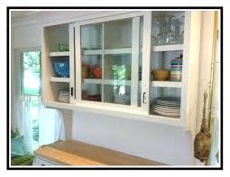 Glass Sliding Door Tracks For Cabinets Cabinet Door Sliding Large Size Of Glass Cabinet Doors Retractable