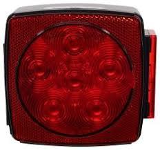 blazer led trailer lights blazer 7 function trailer tail light installation video etrailer com
