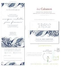 Plantable Wedding Invitations Plantable Wedding Invitations Le Cabanon Seeded Paper