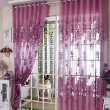 Living Room Curtains Blinds Online Get Cheap Curtains Blinds Flower Aliexpress Com Alibaba
