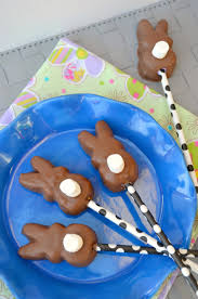 how to make chocolate covered peeps for easter fun food craft for