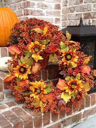 Country Christmas Decorations For Front Porch by Diy Fall Front Porch Where To Find All The Decor Items To Copy
