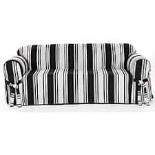 Blue And White Striped Slipcovers Stripe Slipcovers U0026 Furniture Covers Shop The Best Deals For Nov
