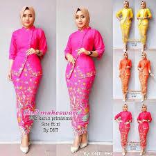Baju Muslim Dewasa Ukuran Kecil 37 model rok batik panjang pesta modern span 2018 model baju