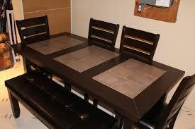fabriquer table cuisine fabrication de notre table de cuisine alexandre lepage