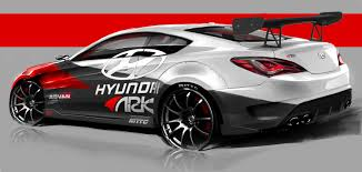 hyundai genesis coupe torque ark hyundai genesis coupe r spec track edition to be revealed at