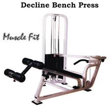 Decline Smith Machine Bench Press Muscle Fit Gym Equipment Wholesale Trader From Tirunelveli