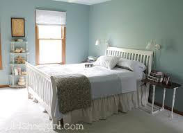 Bed Frame Skirt Gold Shoe Diy Dropcloth Bedskirt