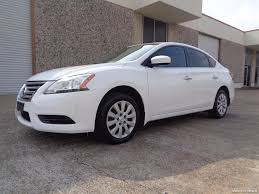 nissan sedan 2015 2015 nissan sentra sv for sale in houston tx stock 15079