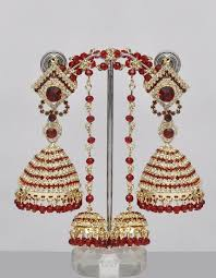 jhumka earrings online shopping kashmiri jhumka earrings indian india indian bangles buy