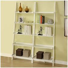 Diy Shelf Leaning Ladder Wall by Ladder Shelf Cherry My Kind Of Library Shim Shim Like Belle From