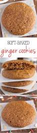 soft baked ginger cookies amy u0027s healthy baking