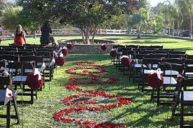 Black Aisle Runner Ceremony Aisle Runner Wedding Catering In Southern California At