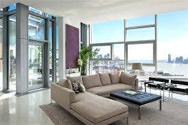 luxury 100 eleneth avenue penthouse in manhattan 01modern