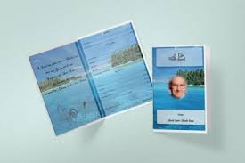 funeral booklet create funeral booklet archives funeral templates funeral