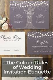 Proper Address Format Wedding Invitations by 118 Best Wedding Etiquette Images On Pinterest Wedding Etiquette