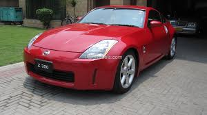 nissan coupe 2005 nissan z series 350z 2005 for sale in lahore pakwheels
