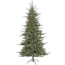 4 5 pre lit medium colorado blue spruce artificial tree
