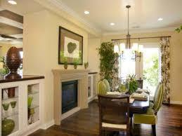 tropical dining room dining room photos tropical dining room with two way fireplace hgtv