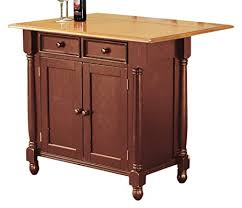 kitchen islands with drop leaf sunset trading kitchen island with light oak drop leaf