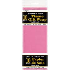 hot pink tissue paper hot pink tissue paper sheets