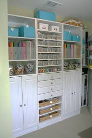 Craft Storage Cabinet Horrible Craft Storage Furniture Organize Your To Swanky