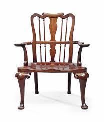 Armchair Furniture A George Ii Mahogany Armchair Circa 1750 Furniture