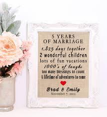 5 years anniversary gift 16 fifth wedding anniversary gift 5th wedding anniversary card wood