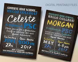 class of 2017 invitation graduation invitation 2017