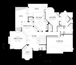 Home Floor Plans Mn Mascord House Plan 1404 The Avellana