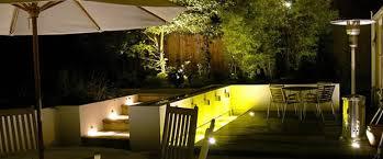 Garden Lighting Design London Garden Lighting London Ginkgo Gardens - Backyard lighting design