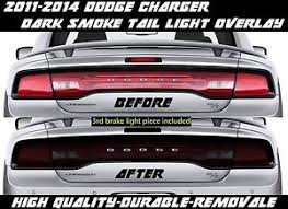 blacked out tail lights legal dodge charger tail light tint ebay