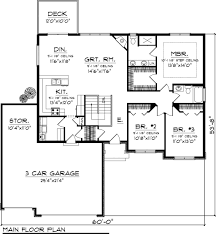 100 ranch style floor plans ranch style house plans youtube