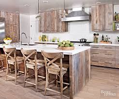 pictures of light wood kitchen cabinets kitchen cabinet wood choices better homes gardens